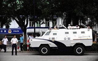 为了举行世界大学生运动会,广东当局逼使八万余名所谓的治安高危人员离开深圳。(AFP)