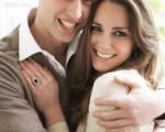 凯特王妃手上的戒指,就是威廉王子求婚的蓝宝石戒指。 (Copyright 2010 Mario Testino via Getty Images).