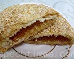 糖鼓烧饼(摄影: 刘玉婵 / 大纪元)