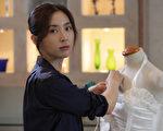 宋允兒婚後復出首部作品飾演癌母,接演後沒多久也懷孕了,於去年八月正式升格當媽。(圖/緯來電影台提供)