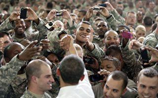 奧巴馬向擊斃拉登的美軍小組致謝