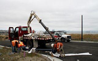 舊金山獵人角開發區工程七月開工