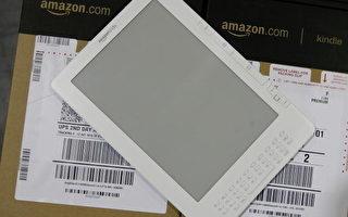 Kindle是目前市場上最熱門的電子閱讀器,今年稍後美國地方圖書館將提供租借Kindle電子書服務。(John Sommers II/Getty Images)