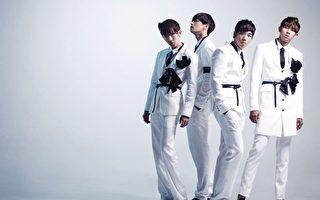 韩美声团体2AM首次来台  周五开唱