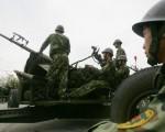 中國有15個炮兵旅,其中5個部署於台海地區(AFP/Getty Images)