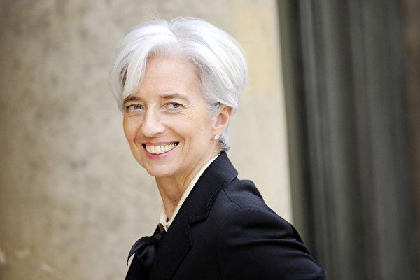 法財政部長拉加德任IMF總裁幾成定局