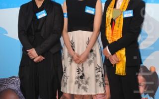 梁咏琪古天乐孙耀威现身同贺UNICEF25周年