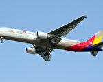 韩亚航空公司(Asiana Airlines)客机。    (图片来源:Getty Images)