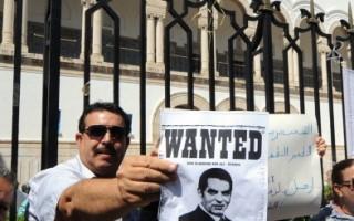 突尼斯前總統本阿里獲判35年監禁