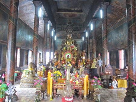 释迦牟尼佛像(大纪元资料)