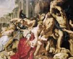 《濫殺無辜》,在倫敦的蘇富比拍賣行,以4950萬餘英鎊價格售出。