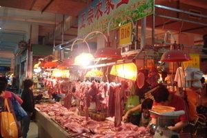 猪肉价连创新高掀涨价风 温家宝喊话