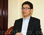 香港立法会议员郑家富(摄影: 潘在殊 / 大纪元)
