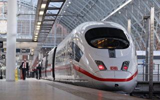 图为德国高铁ICE(高速城际列车)(图片来源:Dan Kitwood/Getty Images)