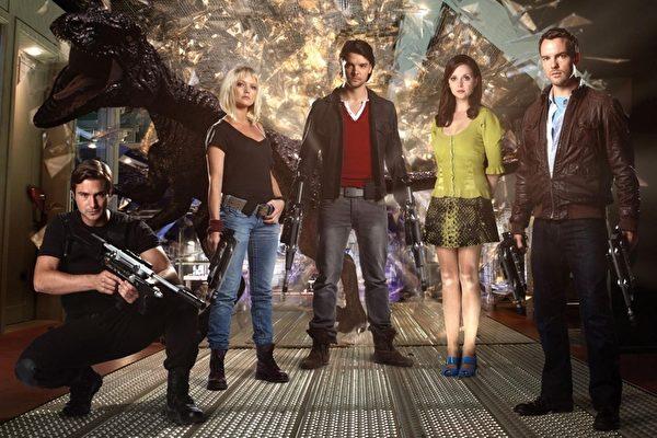 公視推出《侏儸紀奇兵》第四、五季全新影集。(圖片:公共電視提供)