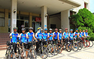 暑假單車環島 大學生圓夢
