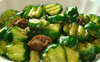 【采秀私房菜】清脆爽口的凉拌小黄瓜