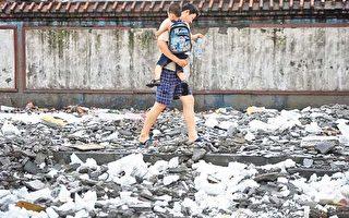 陈思敏:北京铁腕拆校 民工子弟艰辛求学路