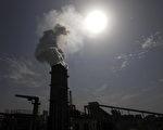 安徽的一家煤炭发电厂。    (图片来源:Getty images)