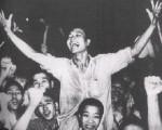 在重庆庆祝抗战胜利