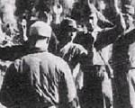 受降的日本士兵