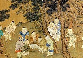 中国古代的小朋友──婴戏图(八)
