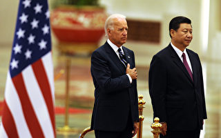 钟原:拜登曲解中国历史 美对华政策堪忧