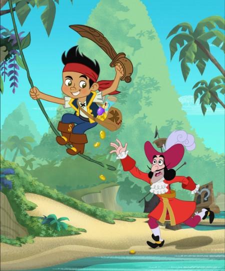 傑克與夢幻島海盜,奇妙從這裡開始,讓夢想隨著故事起飛。(圖/先勢公關提供)