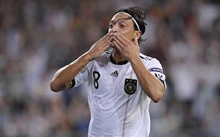 八战八捷 德国率先晋级欧洲杯决赛圈