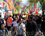 澳洲最大亞裔節慶日 卡市中秋熱鬧非凡