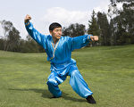 大赛评委会主席、知名武术大师、中医博士李有甫先生。(大纪元图片库)