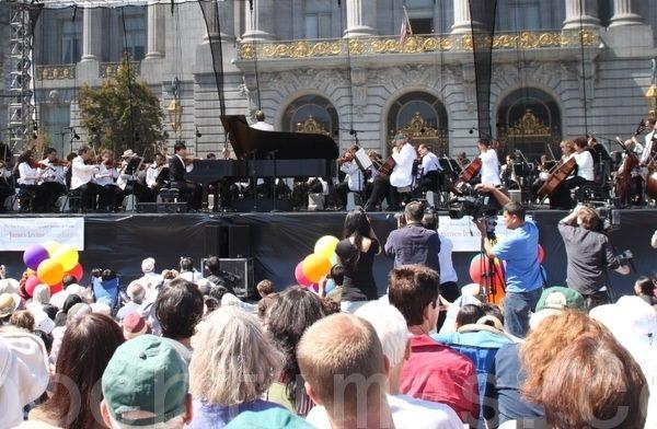 金山交響樂團市政中心義演
