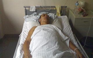 北京城管毆打五旬小販致殘至今逍遙法外