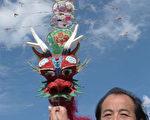 在中国传统文化中,龙是掌管下雨的祥瑞神兽。(AFP)