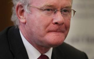 北愛副首席部長 選愛爾蘭總統