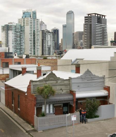 南澳的住房面積全澳最小