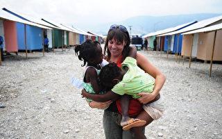 11岁佛州女孩  帮海地建一所村庄