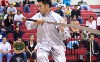 门派大观 全世界华人武术大赛精彩可期
