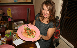 墨西哥餐馆Paco's获华裔青睐