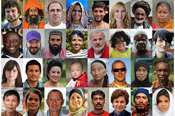 世界人口達到70億,這讓人類面臨更多挑戰。 (AFP/Getty Images)