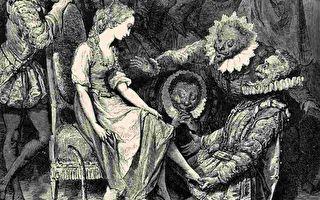 灰姑娘的童话故事(公有领域)
