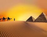 古埃及流传着一则古老预言,认为人类的救世主将降临世界。(摄影:Fotolia)