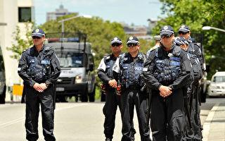 澳大利亞新州警察今後在應對恐怖份子襲擊時,將被授予明確的「射殺權」。(Stefan Gosatti/Getty Images)