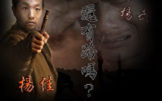 【精彩网语】做杨佳还是做杨武