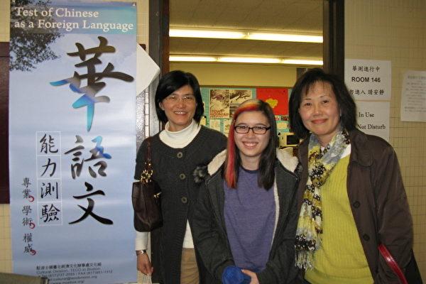 華語文能力測驗21人應考