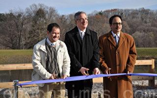 Earl Bales公园新雨水管理设施竣工