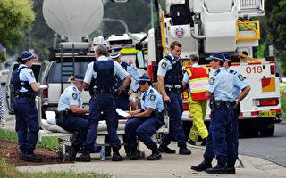 紐省數千警察集會 抗議省府改變傷殘待遇