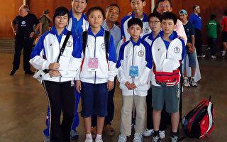 中華隊世界盃西洋棋賽表現不俗