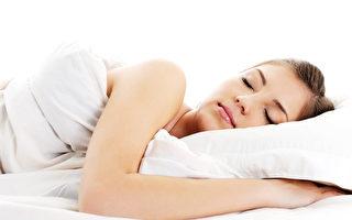 十種健康食品讓你睡眠如嬰兒