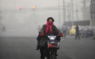 空氣隱形殺手 美使館曝北京PM2.5值爆表